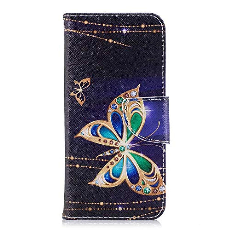 メロディアス疎外するネコOMATENTI Galaxy S9 ケース, ファッション人気 PUレザー 手帳 軽量 電話ケース 耐衝撃性 落下防止 薄型 スマホケースザー 付きスタンド機能, マグネット開閉式 そしてカード収納 Galaxy S9...