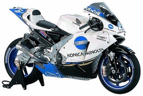 1/12 オートバイ No.107 1/12 KONICA MINOLTA Honda RC211V '06 14107
