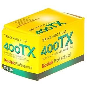 Kodak 白黒フィルム プロフェッショナル用 35mm トライ-X400 36枚 8667073