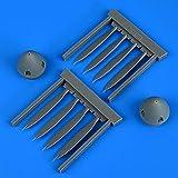 クイックブースト 1/48 Do217N-1 プロペラ (ICM用) プラモデル用パーツ QIC48956