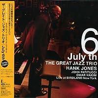 July 6th-Live at Birdland N.Y. (2007-11-27)