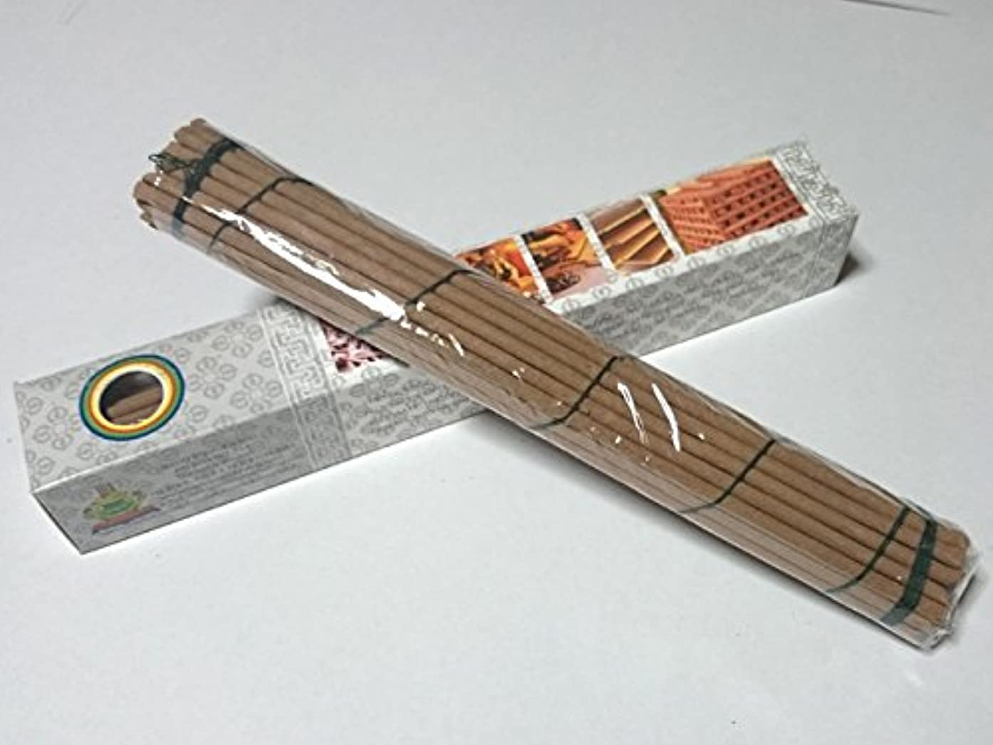 隣人円形の縫い目NADO/ナドーインセンス リボサング(白) White Box 約30本入り