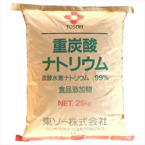 国産 重曹25kg 食品添加物 掃除・洗濯・お料理(炭酸水素ナトリウム)