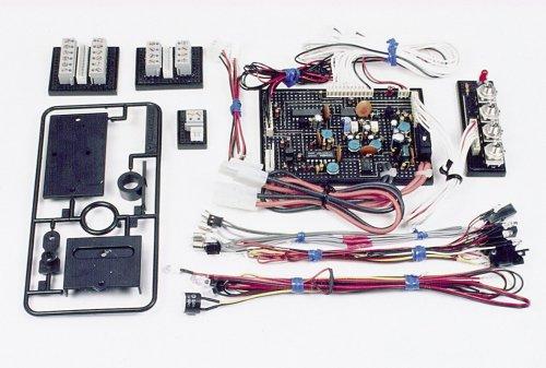 1/14 電動RCビッグトラックシリーズ オプション&スペアパーツ TROP.1 電装回路セット