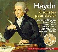 Piano Sonatas: Hadjimarkos(Clavichord) Gallon(Cemb) Cerasi Bar-shai Mccawley Sviatoslav Richter(P)