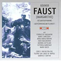GOUNOD/ FAUST (MARGARETHE)