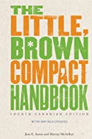 The Little Brown Compact Handbook, Fourth Canadian Edition with MyCanadianCompLab (4th Edition)