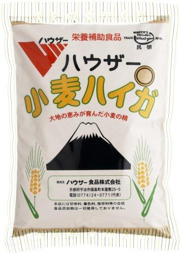 ハウザー 小麦ハイガ(小麦胚芽) 500g