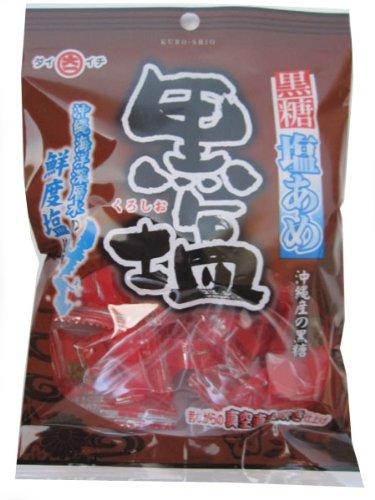 大一製菓 黒塩 90g×12個
