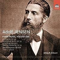Adolf Jensen: Piano Music, Vol. 1 by Erling R. Eriksen