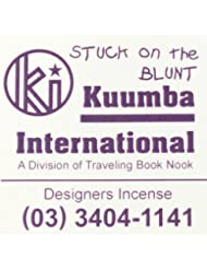 (クンバ) KUUMBA『incense』(STUCK on the BLUNT) (Regular size)