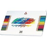 三菱鉛筆 消せる色鉛筆 ユニアーテレーズカラー 36色 UAC36C