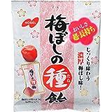 【ケース販売】ノーベル 梅干しの種飴 30g×6袋