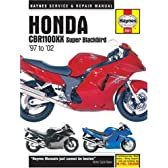 Honda CBR1100xx Super Blackbird (97-02) (Haynes Service & Repair Manuals)