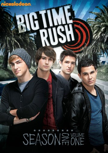 Big Time Rush: Season One V.1 [DVD] [Import]