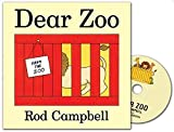 Dear Zoo Book and CD Pack (Book & CD)