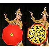 カラーチェンジアンブレラ / Color Changing Umbrella ---- パラソル生産 / Parasol Production / マジックトリック/魔法; 奇術; 魔力