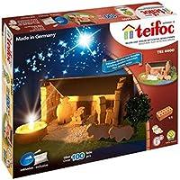 Teifoc Nativity Scene [並行輸入品]
