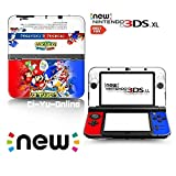 Ci-Yu-Online VINYL SKIN [new 3DS XL] - Mario & Sonic at the Rio 2016 Olympic Games - Limited Edition STICKER DECAL COVER for NEW Nintendo 3DS XL / LL Console System - Mario & Sonic by Ci-Yu-Online [並行輸入品]