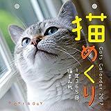 猫めくり 2017年 カレンダー 日めくり CK-C17-01 画像