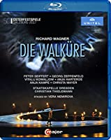 ワーグナー : 楽劇 「ワルキューレ」 (Richard Wagner : Die Walkure / Staatskapelle Dresden | Christian Thielemann) [Blu-ray] [輸入盤] [日本語帯・解説付]