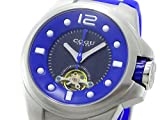 日用品 メンズ 自動巻き 腕時計 TMP-BL