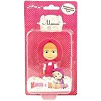 Masha and the Bear Plastic Toy with moving head and arms (7cm) by Masha e Orso [並行輸入品]