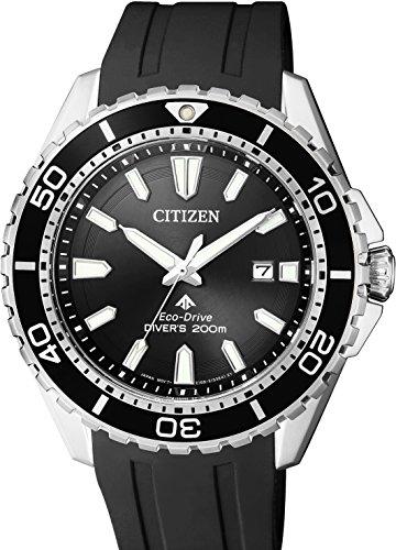 [シチズン]CITIZEN 腕時計 PROMASTER プロマスター エコ・ドライブ マリンシリーズ 200m ダイバー BN0190-15E メンズ