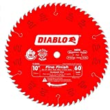 "Diabo by Freud D1060X 10"" x 60 Tooth Fine Finish Saw Blade"