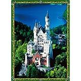 165ピース ジグソーパズル クリスタルパズル ノイシュバンシュタイン城 (ジグソーパズルタイプ)
