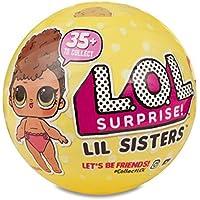 L.O.L. LOL Surprise Doll Series 3 Lil Sisters Ball [並行輸入品]