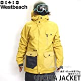 WESTBEACH(ウエストビーチ) メンズ ウェア UTOPIA JACKET ジャケット 15-16 SANDMAN/L