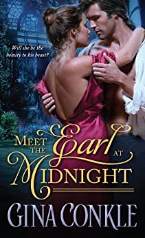 Meet the Earl at Midnight (Midnight Meetings Book 1) by [Conkle, Gina]