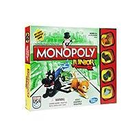 Monopoly Junior Board Game by Hasbro [並行輸入品]