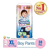MamyPoko Air Fit Pants Boy, XL, 38ct (Packaing may vary)