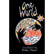 One World (Think About Series) [Paperback] [Jul 01, 2010] Radhika Menon and Sandhya Rao