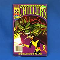 Marvel Chillers Comic Book - The X-Men