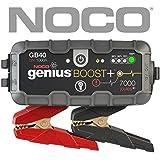 NOCO Boost Plus GB40 1000 Amp 12V UltraSafe Lithium Jump Starter