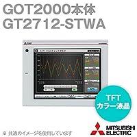 三菱電機 GT2712-STWA GOT2000 GOT本体 (12.1型) (解像度 800×600) (AC100-240V) (パネル色:白) NN