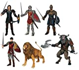 The Chronicles Of Narnia/Prince Caspian - 7inch Action Figures (Set of 6)