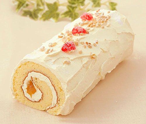 新食感バタークリームのロールケーキ『バタクリロール』 贈り物に