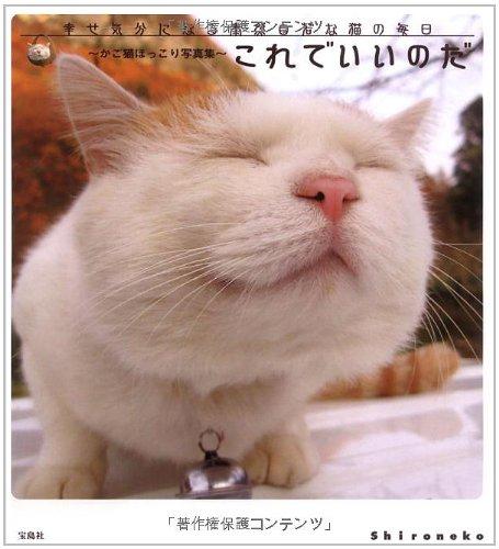 これでいいのだ かご猫ほっこり写真集の詳細を見る