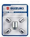SUZUKI(スズキ)  純正部品 アルト/ターボRS/ワークス ホイールロックナットセット A9BK 99000-990Y7-011