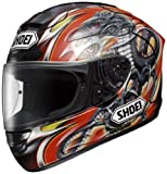 ショーエイ(SHOEI) X-TWELVE KIYONARI(キヨナリ) TC-1(RED/BLACK) M (57-58cm)