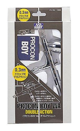 プロコンBOY WA ダブルアクションタイプ 0.3mmノズル PS264