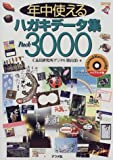 年中使えるハガキデータ集Pack3000