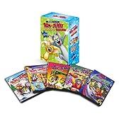 【初回限定生産】トムとジェリー テイルズ BOX (5枚組) [DVD]