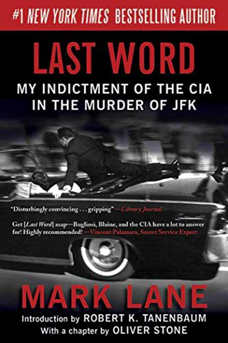 Download Last Word: My Indictment of the CIA in the Murder of JFK 1620870703