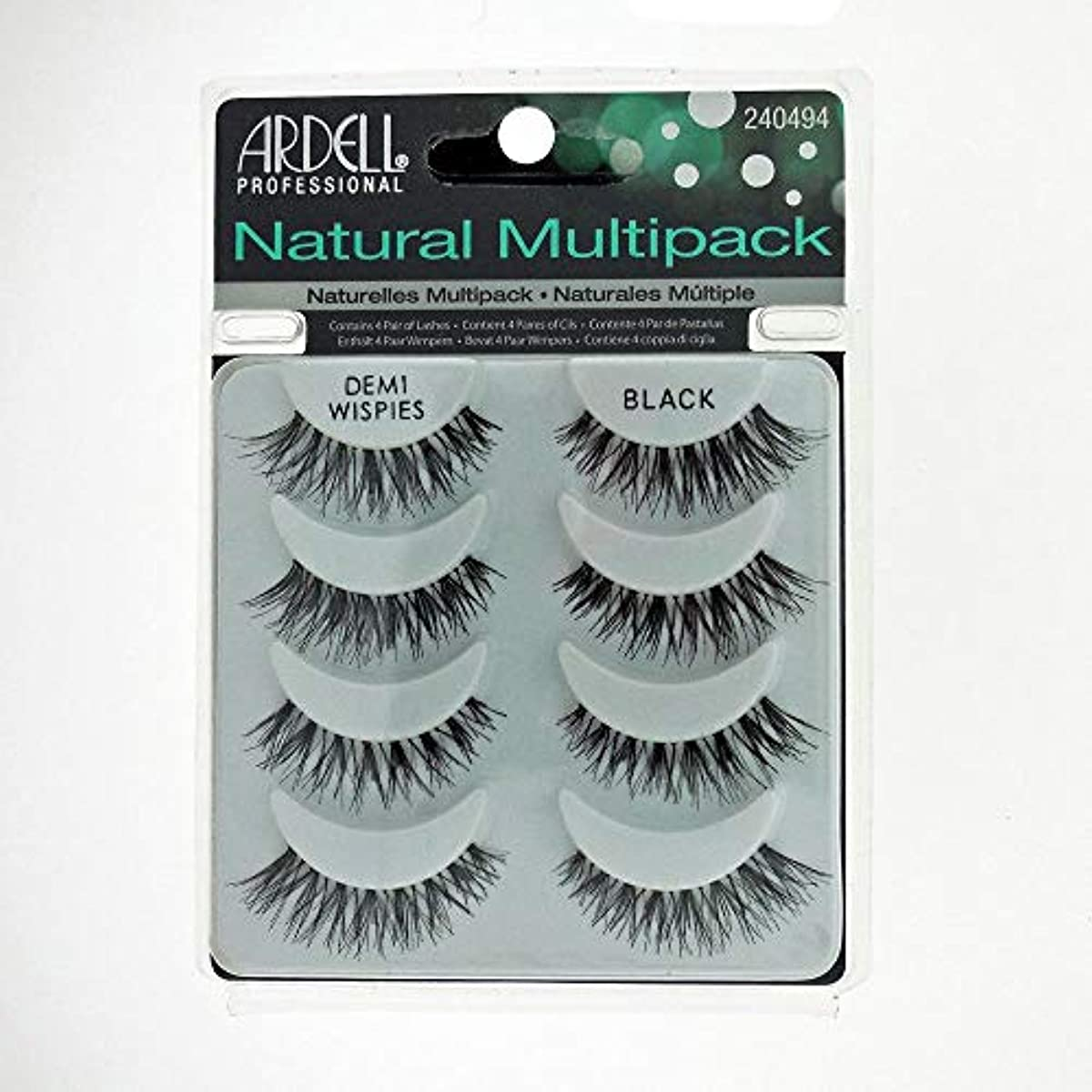 Ardell Multipacks Lashes - Multipack Demi Wispies