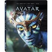 アバター スチールブック仕様 3Dブルーレイ&DVDセット(2枚組) [Blu-ray]
